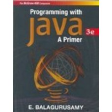 Programming With Java A Primer by Balagurusamy