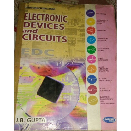 electronic devices and circuits by j b guptaElectronic Circuit By Jb Gupta #7