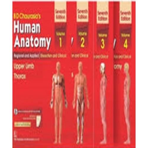 HUMAN ANATOMY CHAURASIA EBOOK