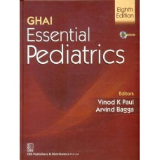 Ghai Essential Pediatrics 8th Edition  (English, Vinod K paul, Arvind Bagga