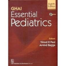 Ghai Essential Pediatrics 8th Edition  (English, Vinod K paul, Arvind Bagga