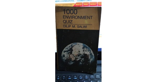 1000 Environment Quiz by Dilip M  Salwi