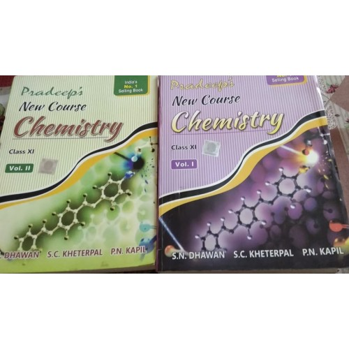 Download Pradeep Chemistry Book For Class 11